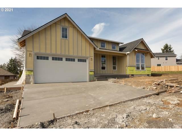 321 NE Lovrien Ave, Gresham, OR 97030 (MLS #21049984) :: Next Home Realty Connection