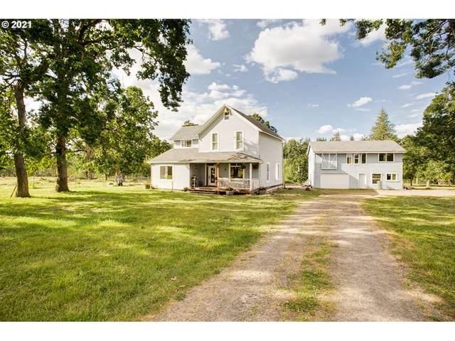 12089 S Barbara Way, Molalla, OR 97038 (MLS #21054274) :: Lux Properties