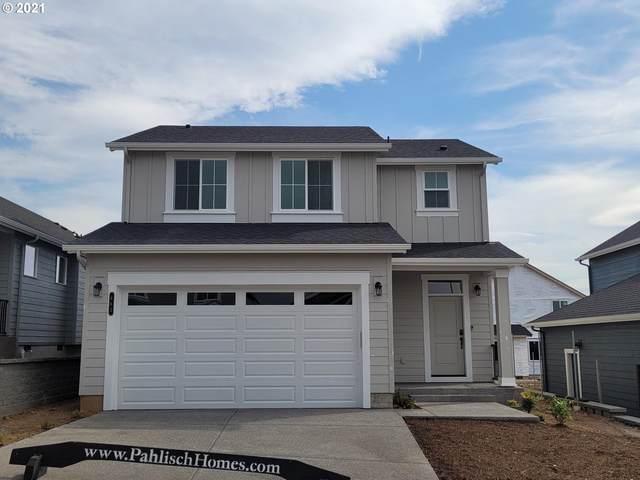 462 NE Arrowhead Dr #206, Estacada, OR 97023 (MLS #21056966) :: Cano Real Estate