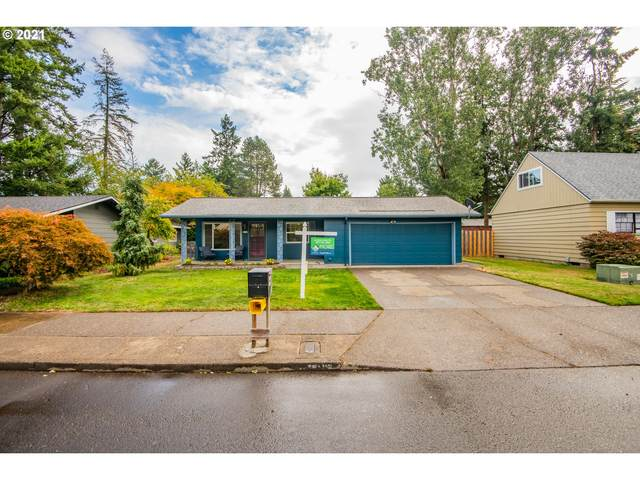 3308 SE 158TH Ave, Portland, OR 97236 (MLS #21062273) :: Windermere Crest Realty