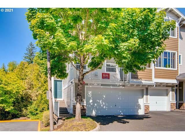 8800 SW 147TH Ter #101, Beaverton, OR 97007 (MLS #21064398) :: Premiere Property Group LLC