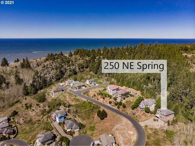 250 NE Spring Ave, Depoe Bay, OR 97341 (MLS #21066483) :: Change Realty