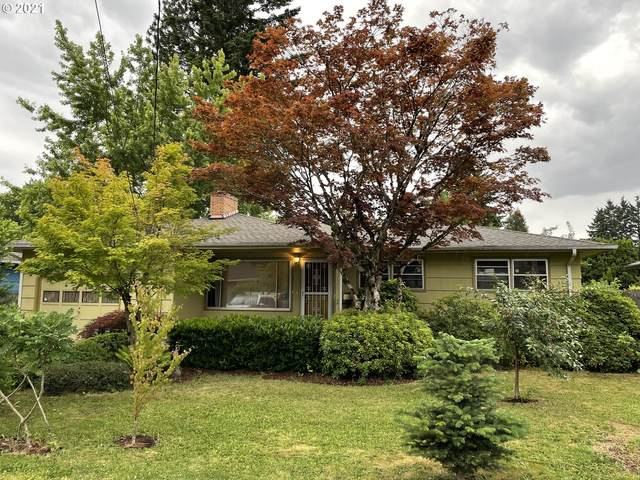 16030 SE Taylor St, Portland, OR 97233 (MLS #21079119) :: Townsend Jarvis Group Real Estate