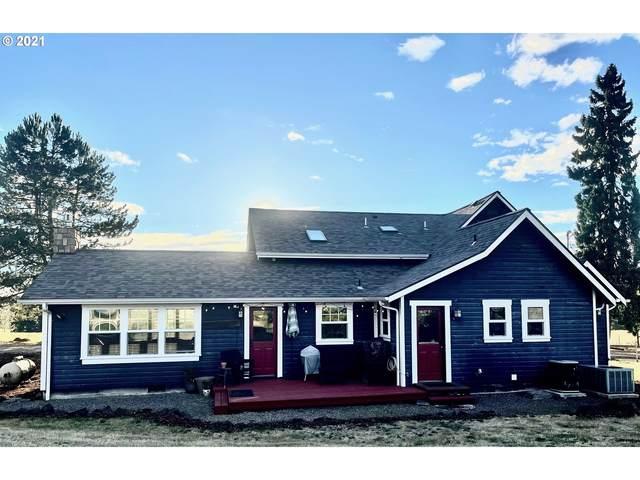 37170 Camp Creek Rd, Springfield, OR 97478 (MLS #21110342) :: The Haas Real Estate Team