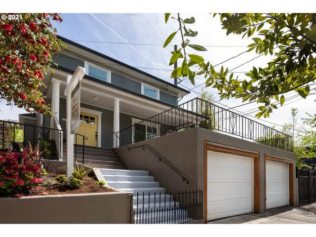 20 NE 22ND Ave, Portland, OR 97232 (MLS #21126289) :: Next Home Realty Connection