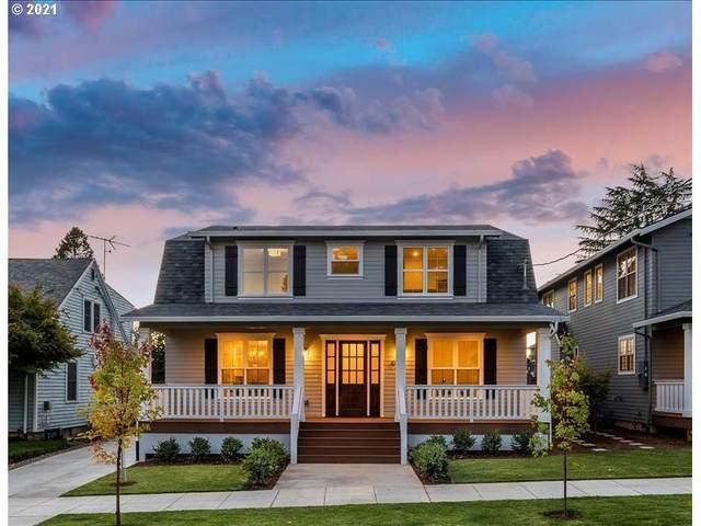 1535 SE 52ND Ave, Portland, OR 97215 (MLS #21126496) :: Premiere Property Group LLC