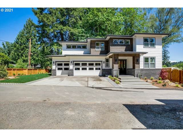 4440 Upper Dr, Lake Oswego, OR 97035 (MLS #21161898) :: Next Home Realty Connection