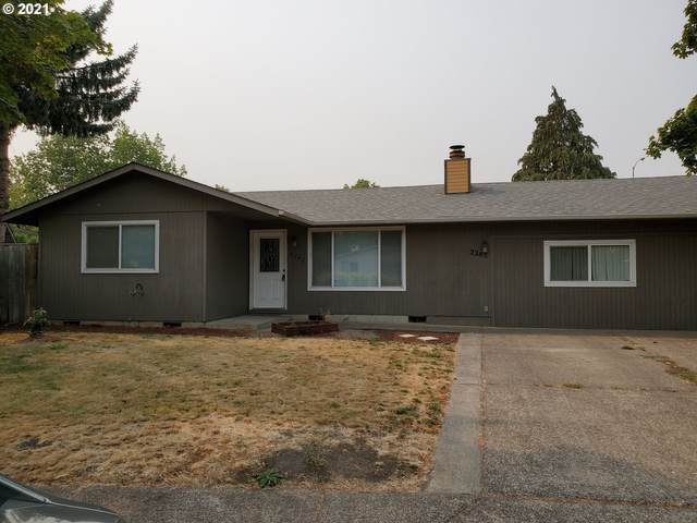 2242 Silhouette St, Eugene, OR 97402 (MLS #21167513) :: Lux Properties