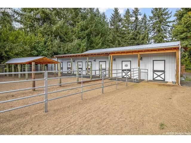 24880 Vaughn Rd, Veneta, OR 97487 (MLS #21195154) :: The Haas Real Estate Team