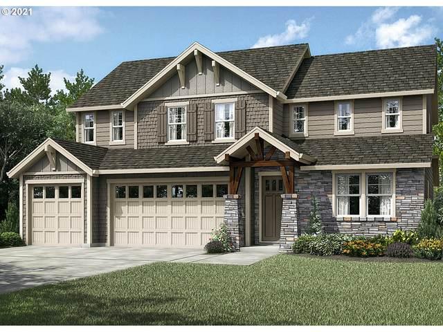 1650 NW Hancock Dr Lot16, Camas, WA 98607 (MLS #21198811) :: Townsend Jarvis Group Real Estate