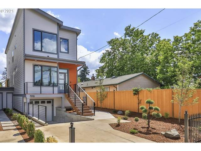 7916 SE Raymond St, Portland, OR 97206 (MLS #21199567) :: Real Tour Property Group