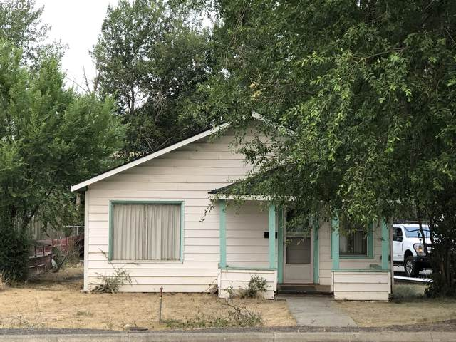 132 NW Canton St, John Day, OR 97845 (MLS #21202019) :: Keller Williams Portland Central