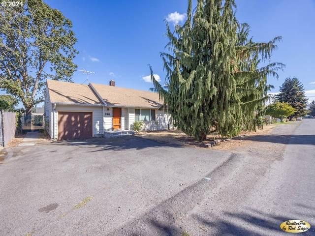 8311 NE Alberta St, Portland, OR 97220 (MLS #21202932) :: Song Real Estate