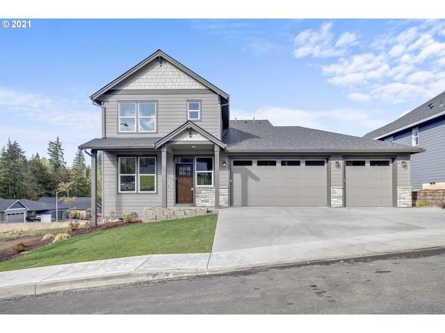 1223 NE Henderson Ter, Estacada, OR 97023 (MLS #21204296) :: Real Estate by Wesley