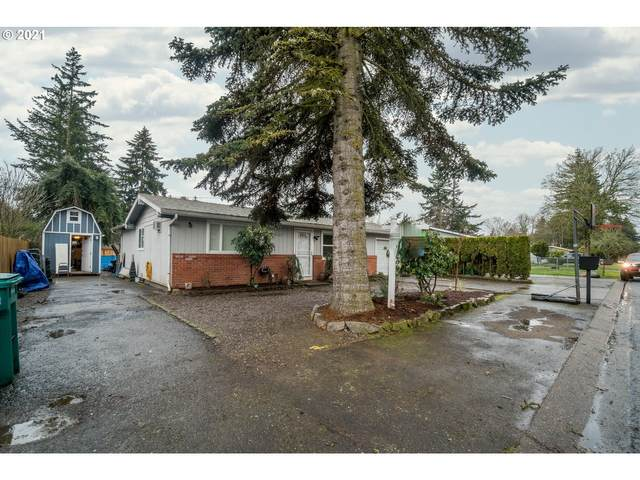 14512 SE Mill St, Portland, OR 97233 (MLS #21205424) :: Premiere Property Group LLC