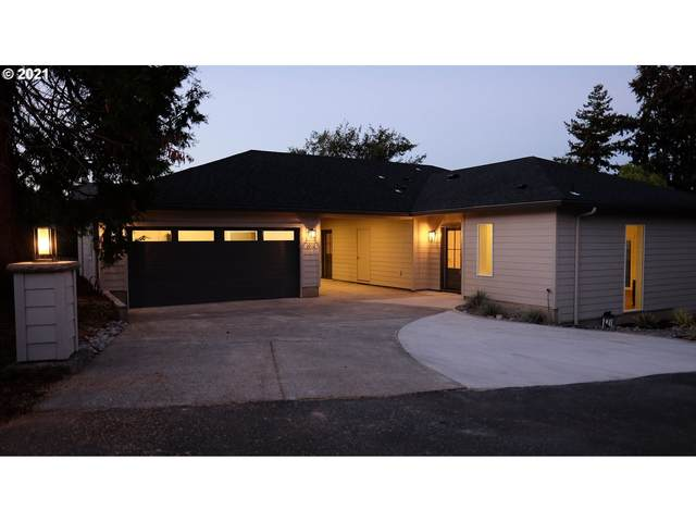 1002 NW 103RD St, Vancouver, WA 98685 (MLS #21219269) :: Keller Williams Portland Central