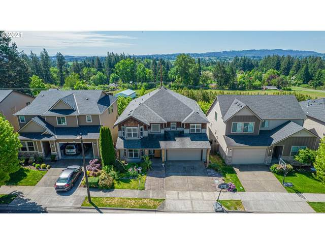 14808 SW Mulberry Dr, Tigard, OR 97224 (MLS #21273576) :: Townsend Jarvis Group Real Estate
