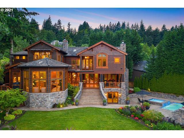 12790 S Fielding Rd, Lake Oswego, OR 97034 (MLS #21273947) :: The Haas Real Estate Team
