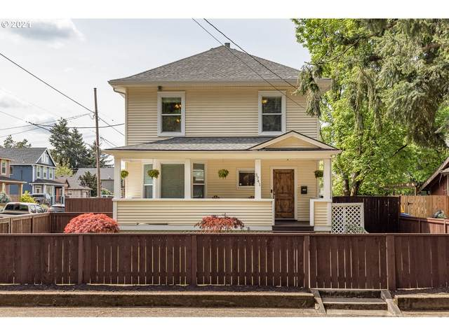 5741 SE 72ND Ave, Portland, OR 97206 (MLS #21275681) :: Real Estate by Wesley