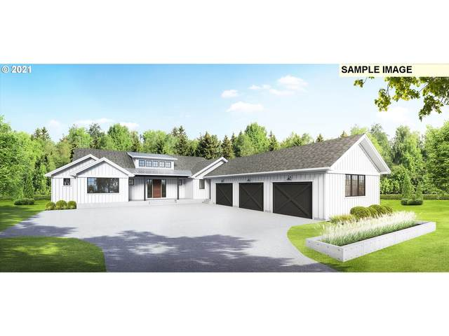 3380 SW Underwood Dr, Portland, OR 97225 (MLS #21286541) :: Song Real Estate