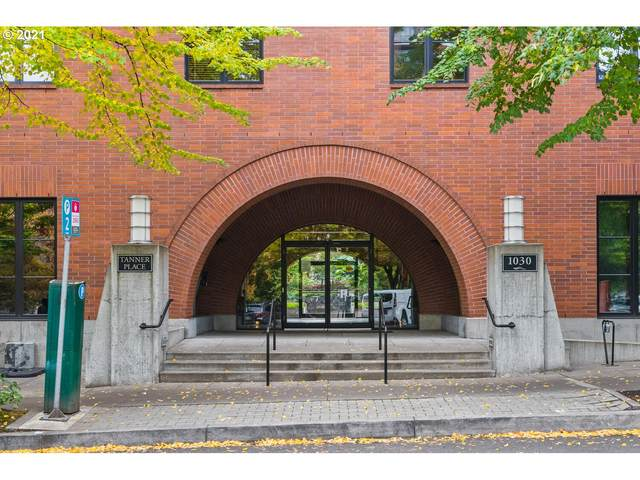 1030 NW Johnson St #320, Portland, OR 97209 (MLS #21300025) :: Song Real Estate