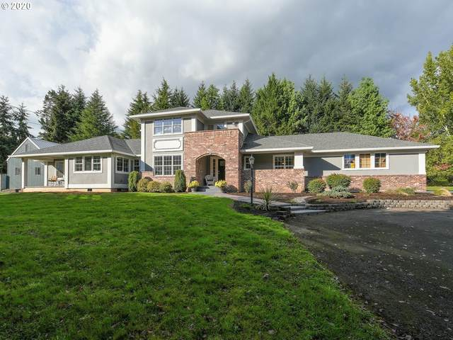 3306 NW 146TH Cir, Vancouver, WA 98685 (MLS #21302871) :: Duncan Real Estate Group