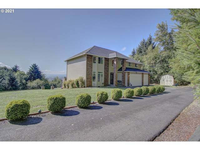 497 Finn Hall Rd, Woodland, WA 98674 (MLS #21342813) :: Premiere Property Group LLC