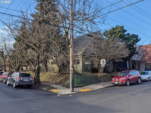 933 SE 34TH Ave, Portland, OR 97214 (MLS #21347157) :: Next Home Realty Connection