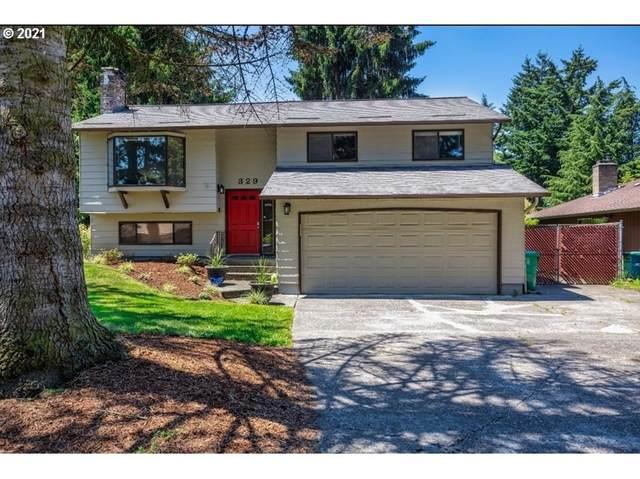 329 NE 134TH Pl, Portland, OR 97230 (MLS #21364114) :: Premiere Property Group LLC