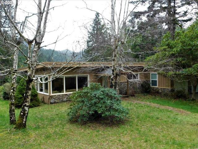 94837 Elk River Rd, Port Orford, OR 97465 (MLS #21373444) :: Beach Loop Realty