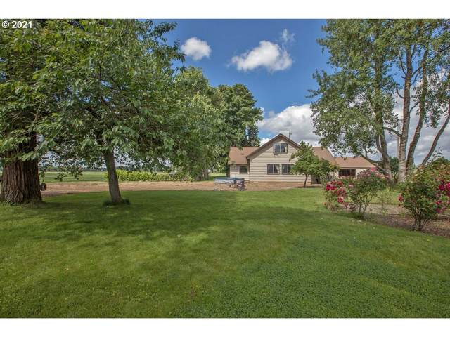 93900 Strome Ln, Junction City, OR 97448 (MLS #21381263) :: The Haas Real Estate Team