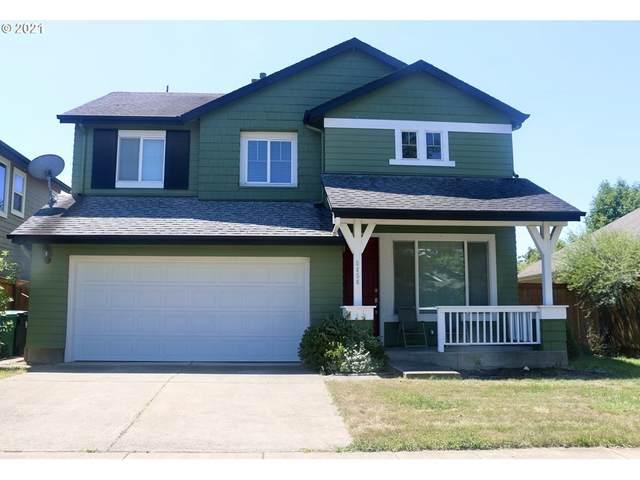 5456 Wales Dr, Eugene, OR 97402 (MLS #21386442) :: Song Real Estate