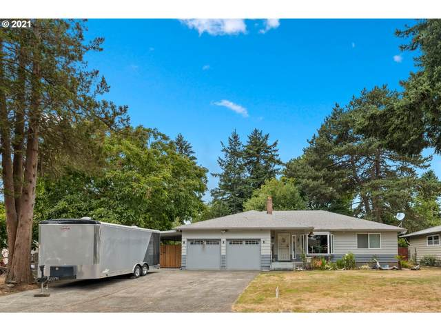 1735 SE 150TH Ave, Portland, OR 97233 (MLS #21394430) :: McKillion Real Estate Group