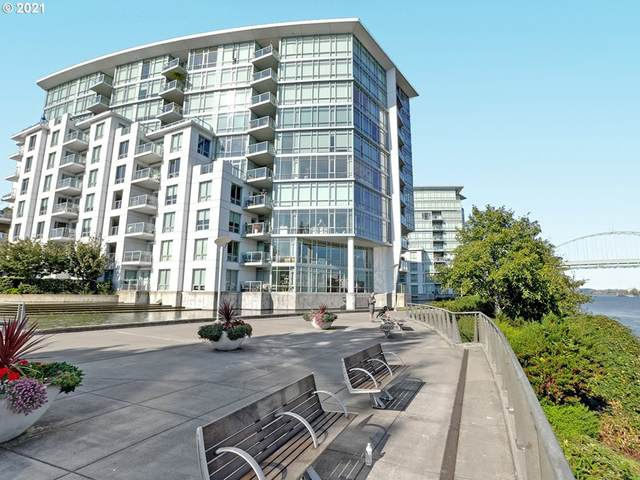1310 NW Naito Pkwy #1008, Portland, OR 97209 (MLS #21400235) :: Gustavo Group