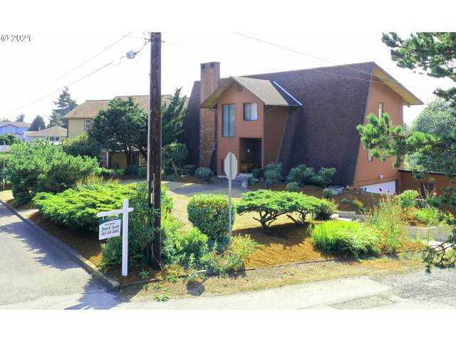 210 SE Harney St, Newport, OR 97365 (MLS #21407463) :: Townsend Jarvis Group Real Estate