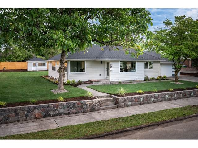 5018 NE Prescott St, Portland, OR 97218 (MLS #21412920) :: Premiere Property Group LLC