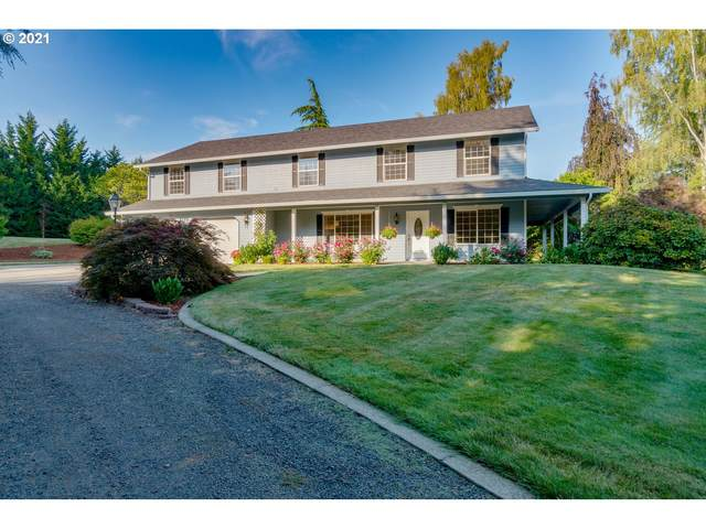1115 NE 265TH Ct, Camas, WA 98607 (MLS #21430090) :: Cano Real Estate