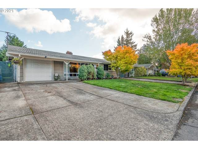 740 SE 180TH Ave, Portland, OR 97233 (MLS #21432737) :: Windermere Crest Realty