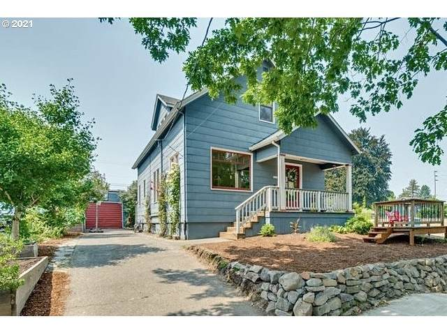 5815 SE 18TH Ave, Portland, OR 97202 (MLS #21440311) :: Townsend Jarvis Group Real Estate