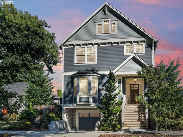 8208 N Brandon Ave N, Portland, OR 97217 (MLS #21457519) :: Townsend Jarvis Group Real Estate