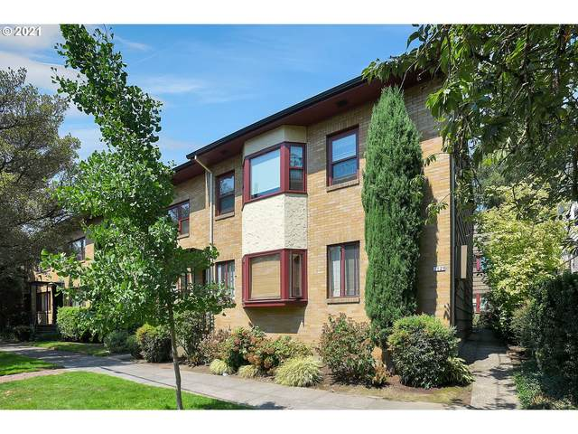 2129 NE Clackamas St #2, Portland, OR 97232 (MLS #21461042) :: Cano Real Estate