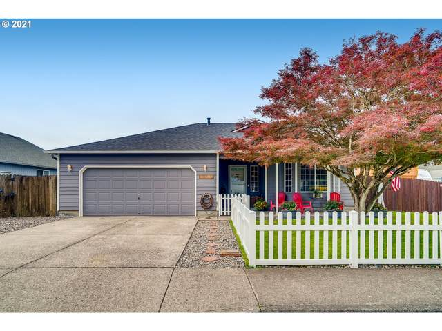 15501 NE 91ST St, Vancouver, WA 98682 (MLS #21461476) :: The Haas Real Estate Team
