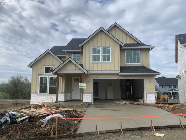 223 W Taylor Dr, Newberg, OR 97132 (MLS #21466069) :: Real Estate by Wesley