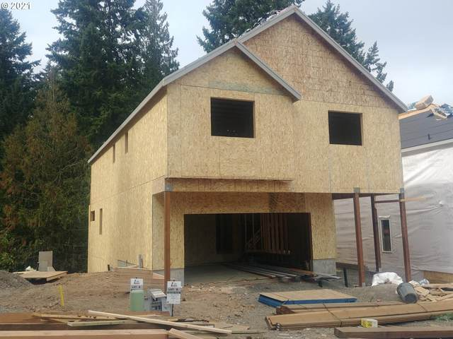 17646 SW Sunview Ln, Beaverton, OR 97007 (MLS #21474022) :: Cano Real Estate