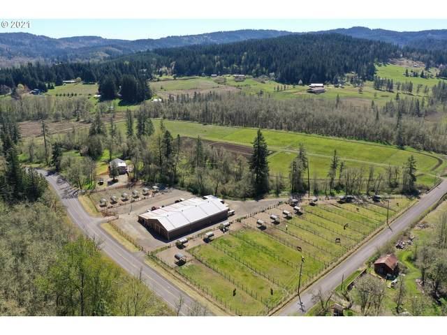85873 Lorane Hwy, Eugene, OR 97405 (MLS #21478291) :: Fox Real Estate Group