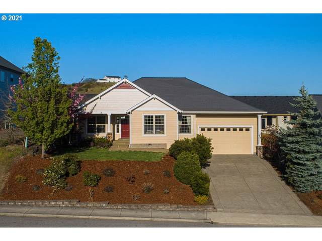 2641 NW Brockway Rd, Winston, OR 97496 (MLS #21480377) :: Townsend Jarvis Group Real Estate
