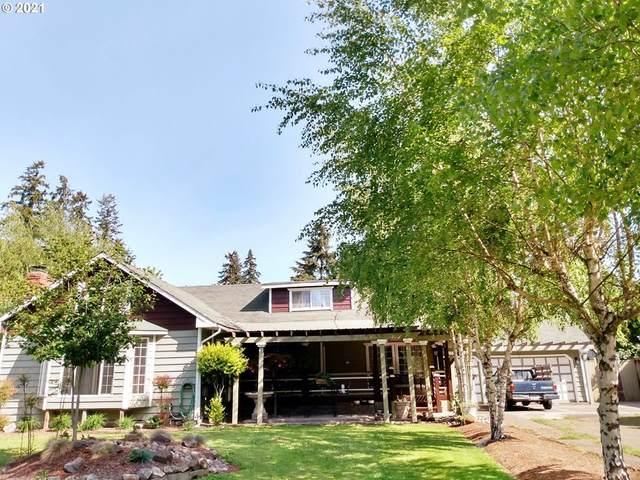15095 SW Weir Rd, Beaverton, OR 97007 (MLS #21496709) :: Premiere Property Group LLC
