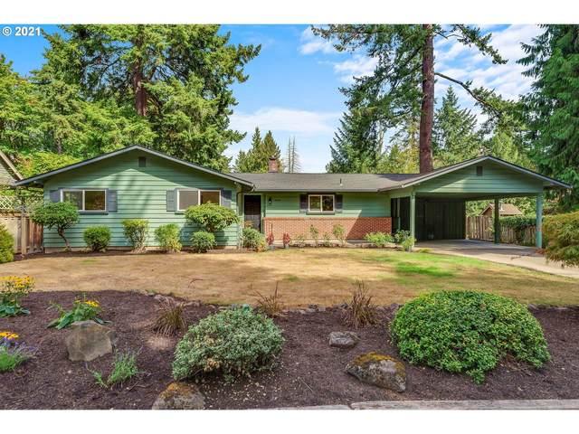 18940 Old River Dr, West Linn, OR 97068 (MLS #21509813) :: McKillion Real Estate Group