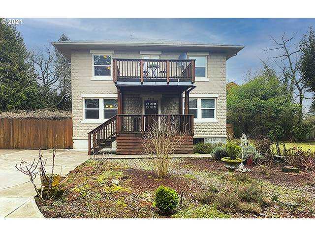 4710 SW Taylors Ferry Rd, Portland, OR 97219 (MLS #21512180) :: Premiere Property Group LLC