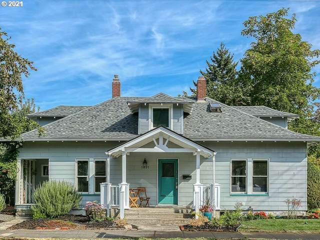 1831 NE Going St, Portland, OR 97211 (MLS #21535119) :: Premiere Property Group LLC